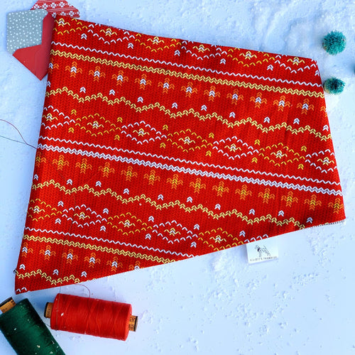 Fairisle - Dog Bandana