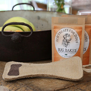 Jute Bone by Bug Bakes