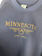 Load image into Gallery viewer, Embroidered Minnesota crewneck