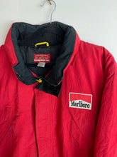 Load image into Gallery viewer, 90s Marlboro puffer jacket