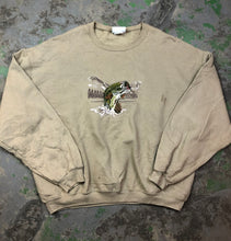 Load image into Gallery viewer, Tanned bass Crewneck