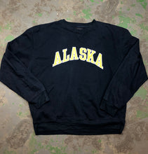 Load image into Gallery viewer, Varsity Alaska Crewneck