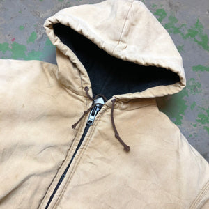 Rugged lined Carhartt jacket