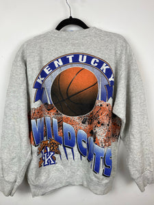 Front and back Kentucky crewneck