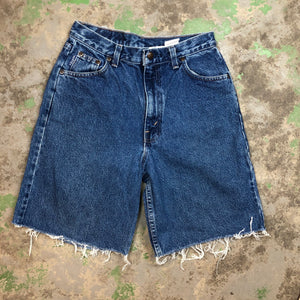 Vintage Sonoma denim shorts