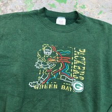Load image into Gallery viewer, 90s embroidered packers Crewneck