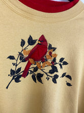 Load image into Gallery viewer, Embroidered bird crewneck