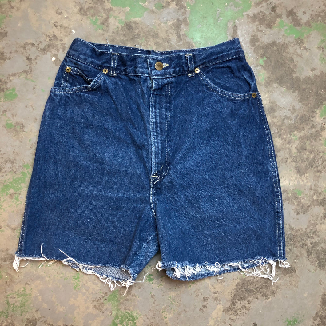 Vintage Chic Denim shorts