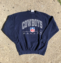 Load image into Gallery viewer, Vintage cowboys Crewneck