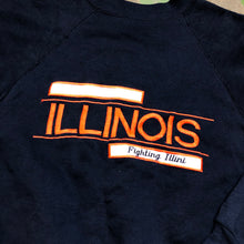 Load image into Gallery viewer, Embroidered Illinois Crewneck