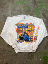 Load image into Gallery viewer, Front and back racing crewneck