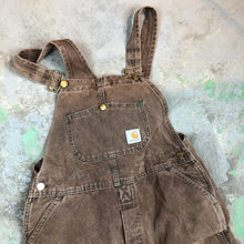 Load image into Gallery viewer, Sun Kissed Carhartt Overalls