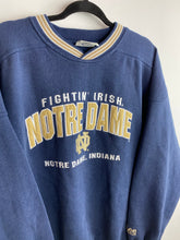 Load image into Gallery viewer, Heavy weight Notre Dame crewneck