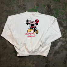 Load image into Gallery viewer, Embroidered Mickey Crewneck