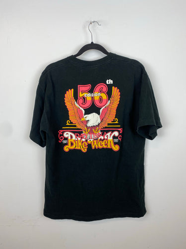 1997 Bike Week t shirt - S/M