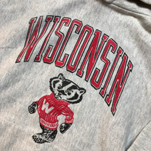 Load image into Gallery viewer, Heavy cotton Wisconsin hoodie