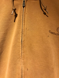 Full Zip Carhartt Sweater