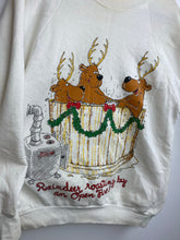 Load image into Gallery viewer, 80s Christmas crewneck