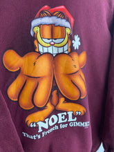 Load image into Gallery viewer, Garfield Christmas crewneck