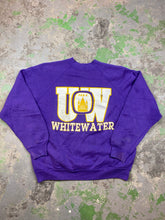 Load image into Gallery viewer, Heavy weight white water crewneck