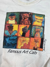 Load image into Gallery viewer, Famous art cats crewneck