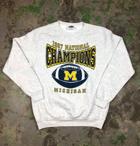 Michigan Crewneck