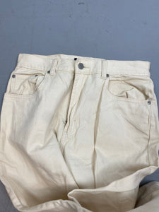 Creme trousers
