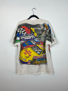 All over print racing t shirt