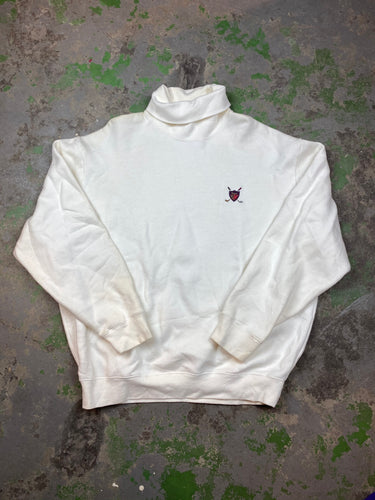 Turtleneck polo crew longsleeve