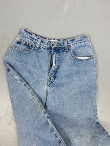 90s baggy Loft high waisted denim