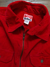 Load image into Gallery viewer, Marlboro Quarter Zip Corduroy Pullover