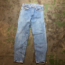 Load image into Gallery viewer, 90s light wash Levi's denim pants