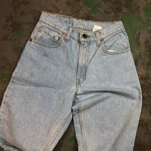 Perfect light wash denim