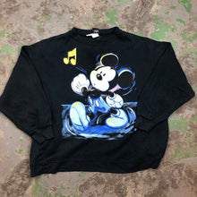 Load image into Gallery viewer, Vintage Mickey Crewneck