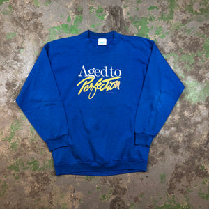 Aged to perfection Crewneck