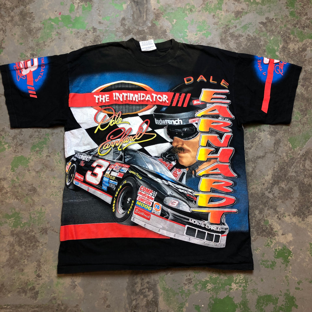 All over print nascar t shirt