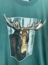 Load image into Gallery viewer, 90s moose t shirt