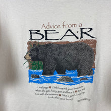 Load image into Gallery viewer, Vintage bear t shirt