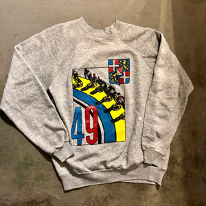 Vintage Cycling Crewneck