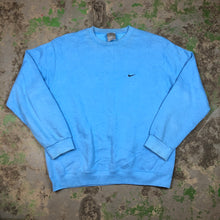 Load image into Gallery viewer, UNC coloured Nike crew