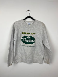 1990s embroidered Green Bay Packers crewneck