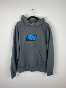 Embroidered Nike hoodie