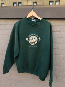 Hard rock Crewneck