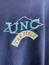 Load image into Gallery viewer, 90s Embroidered UNC crewneck