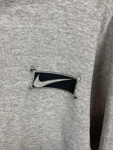 Load image into Gallery viewer, Grey tag Nike hoodie