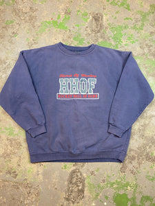 90s hockey hall of fame crewneck