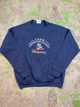 Load image into Gallery viewer, Embroidered Yankees crewneck