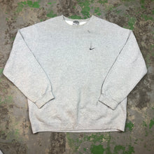 Load image into Gallery viewer, Grey Nike Crewneck
