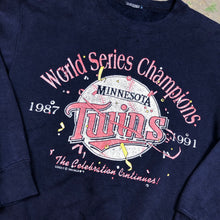 Load image into Gallery viewer, Minnesota twins Crewneck