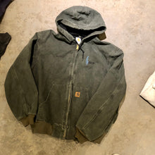 Load image into Gallery viewer, Full Zip Carhartt Jacket